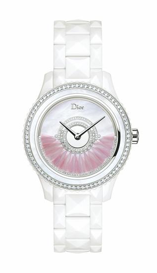 时尚女人必备的两款Dior新款手表