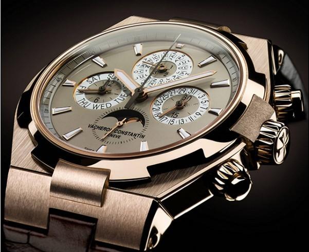 江诗丹顿运动型手表Overseas万年历计时腕表详细介绍