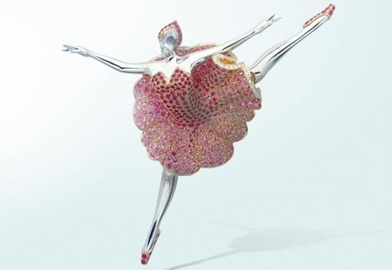 Van Cleef&Arpels 梵克雅宝舞蹈系列珠宝欣赏