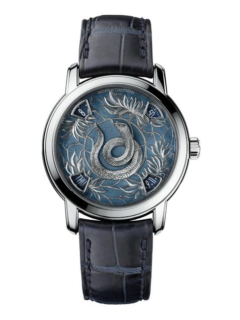 2013江诗丹顿蛇年生肖特别系列限量版腕表