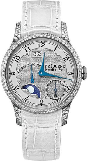情人节将至 F.P.JOURNE推出铂金情侣腕表
