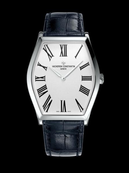 江诗丹顿Malte 100周年纪念版腕表