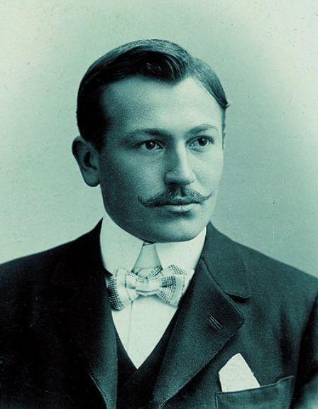 劳力士Rolex创始人汉斯维尔斯多夫先