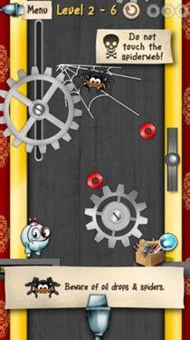 机械表内心的故事iPhone游戏钟表修理