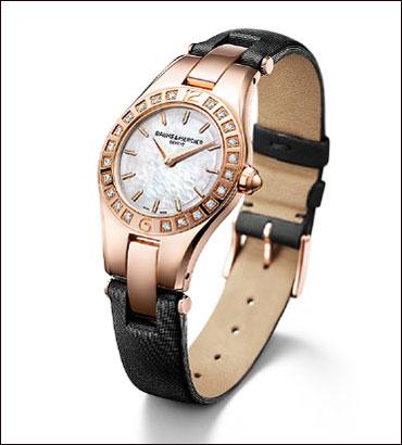 最佳节日礼品选择 Baume&Mercier腕表