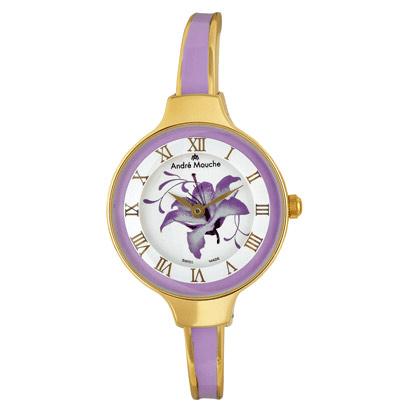 艾迪曼诗Andre Mouche 推出格拉琪雅系列手绘腕表