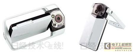 """竞争激烈的袖珍数码相机 Casio卡西欧使出""""返祖""""秘笈"""