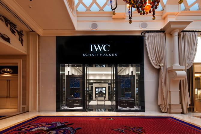 IWC万国表北美新开两家专卖店