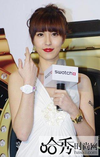 Swatch斯沃琪推出2013蛇年新春腕表