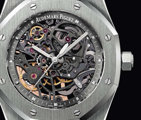 钟表玩家收藏首选:雕刻艺术的镂空腕表