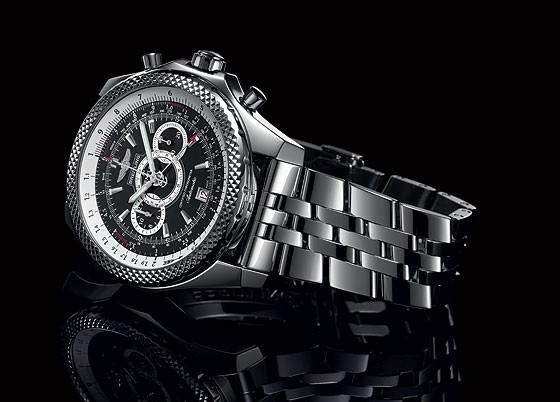 百年灵宾利「Supersports」计时限量版腕表