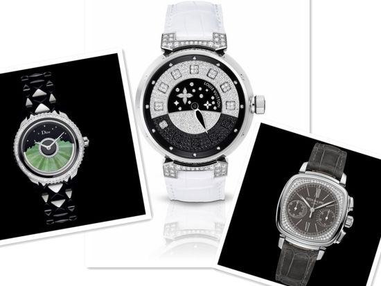 奢侈新浪潮:顶级女士机械腕表