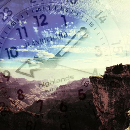 JEANRICHARD尚维沙品牌新理念——时间如人生哲学