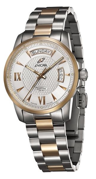 瑞士英纳格发布新系列腕表