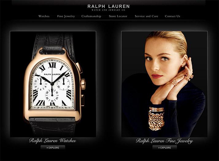 拉夫劳伦腕表和珠宝加入瑞士高级制表基金会