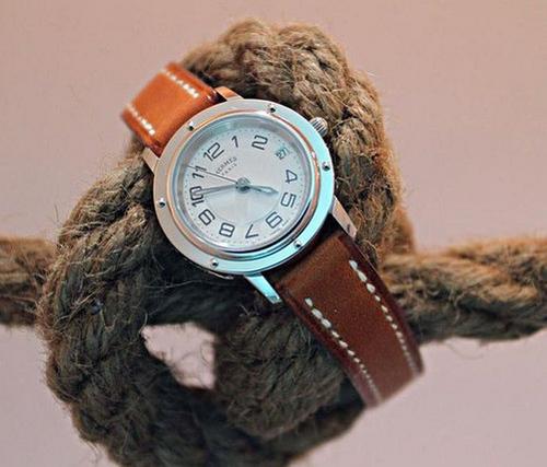 爱马仕Clipper腕表