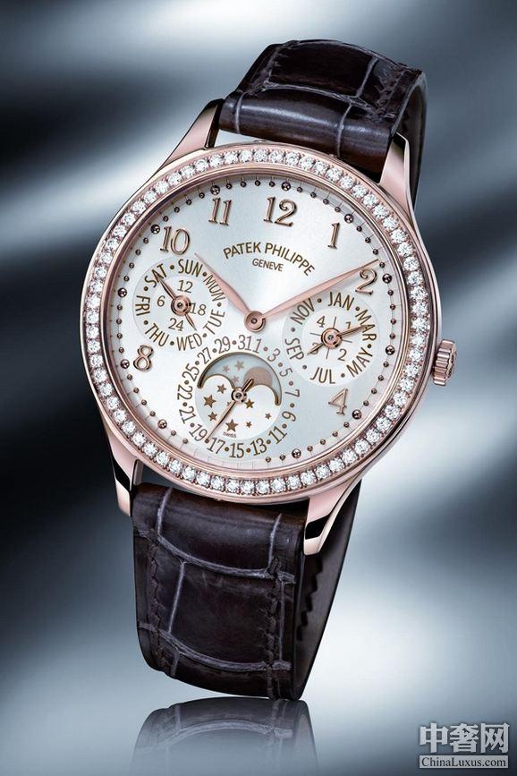 清新之风:强势崛起的女士腕表