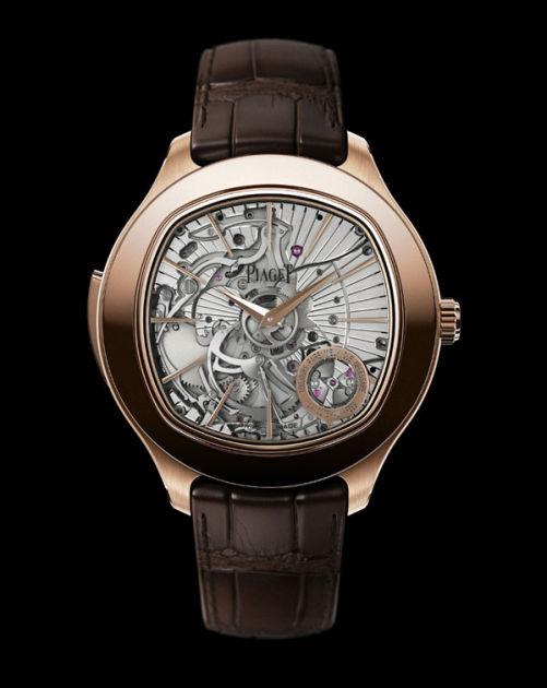 2013日内瓦表展Piaget 伯爵最受瞩目表款