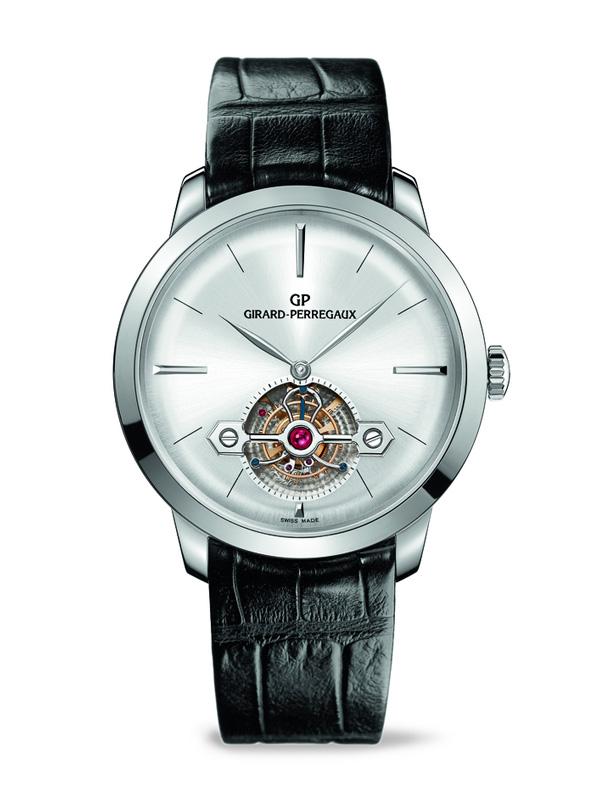 芝柏表推出全新限量1966系列金桥陀飞轮腕表
