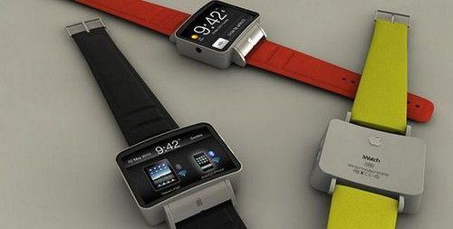 传统手表被颠覆?苹果或发智能iWatch