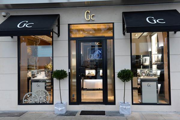 Gc腕表日内瓦首家旗舰店盛装开幕