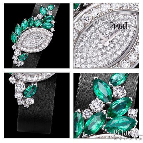镶钻珠宝腕表