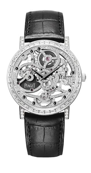 PIAGET 伯爵腕表 超薄清音高级腕表