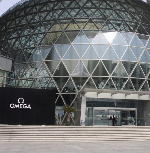 Omega欧米茄世界首款防磁机芯新闻发布会 上海科技馆现场报道