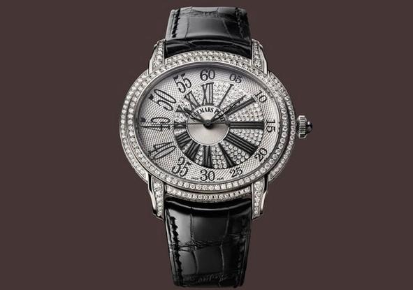 爱彼表推出全新「女皇杯千禧」系列限量版腕表