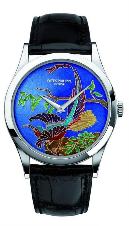 盘点5款美在春天的机械腕表