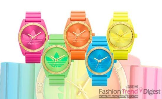 将春天的活力戴在手上:春季时装腕表推荐