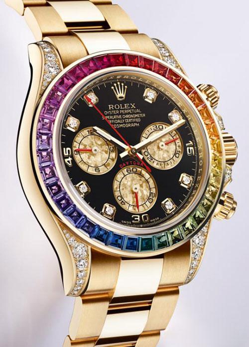 华贵高调的贵族范儿腕表