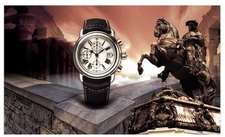 与时俱进又历久弥新的经典系列 凯撒大帝系列腕表向无冕之王致敬