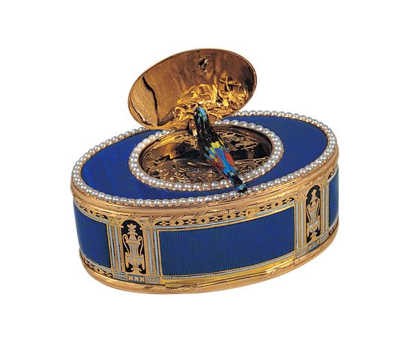 雅克德罗将于国际古玩展呈献275年历史经典之作