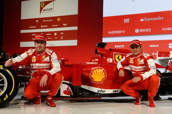 法拉利F1车队正式进入HUBLOT宇舶表时间