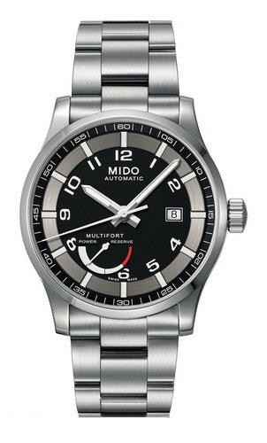 掌控时光的动力储存显示腕表