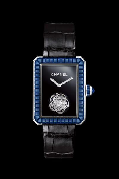 香奈儿推出新款「Première」浮动式陀飞轮腕表