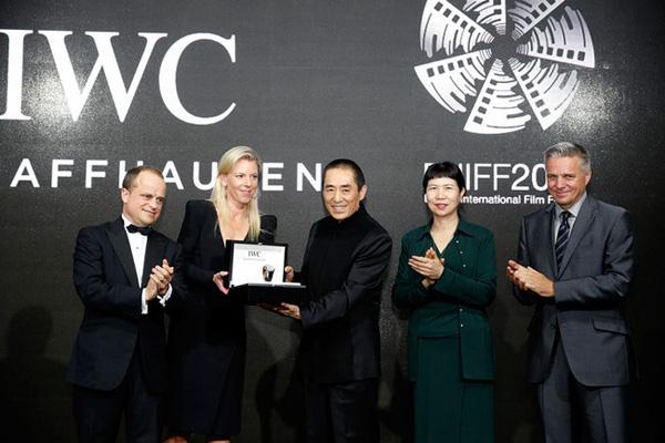 IWC万国表首度赞助2013年北京国际电影节