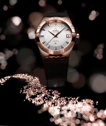 欧米茄星座系列Sedna腕表