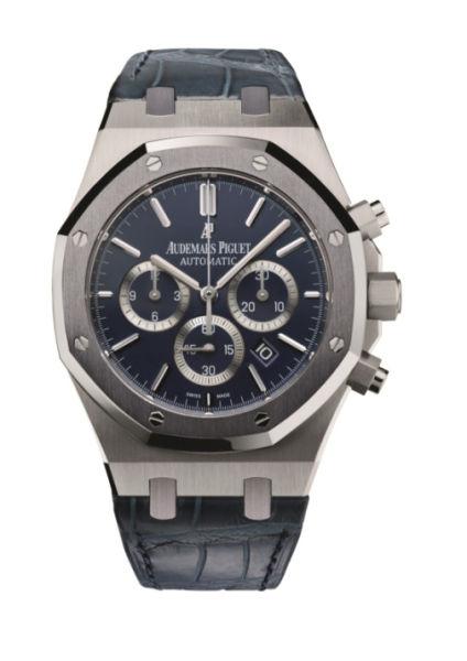 爱彼皇家橡树系列里奥内尔•梅西限量版腕表