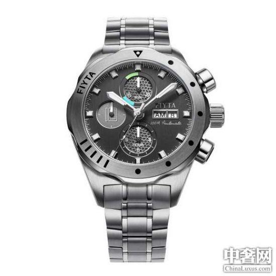 飞亚达神舟十号纪念款腕表