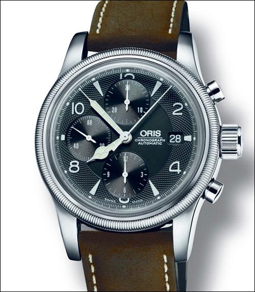 豪利时推出Oskar Bider限量版腕表 为纪念Oskar Bider开拓天际的传奇故事
