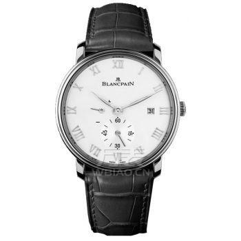 超薄男士手表推荐宝珀-Villeret 系列 6606-1127-55B 男士表