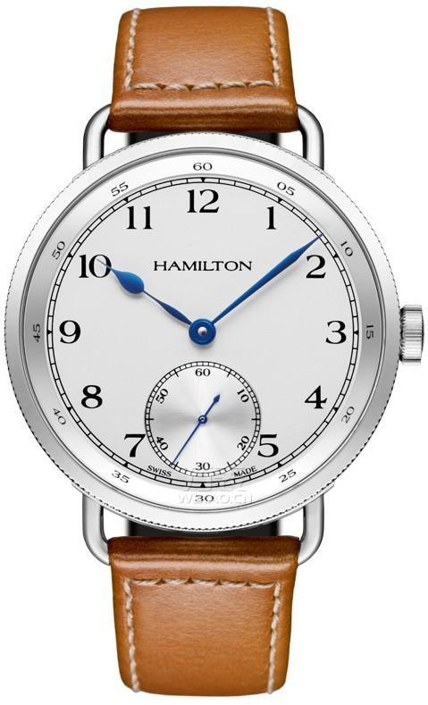 不同价位的纪念版手表推荐之表款二:汉米尔顿Hamilton-卡其海军系列 先锋H78719553 男士机械表