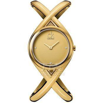 五千元以下手镯腕表推荐CK-女士Ladies系列 K2L24513 女士石英表