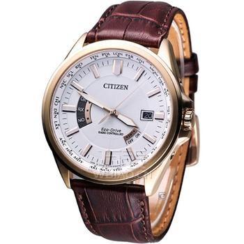 《罗辑思维》中罗振宇戴的是什么手表?西铁城 CB0018-01A