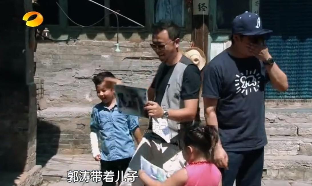爸爸去哪儿》王诗龄爸爸戴什么手表?
