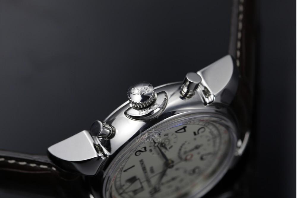 瑞士库尔沃CYS-Historiador 系列cronotimpo 3197.1B机械表耳把