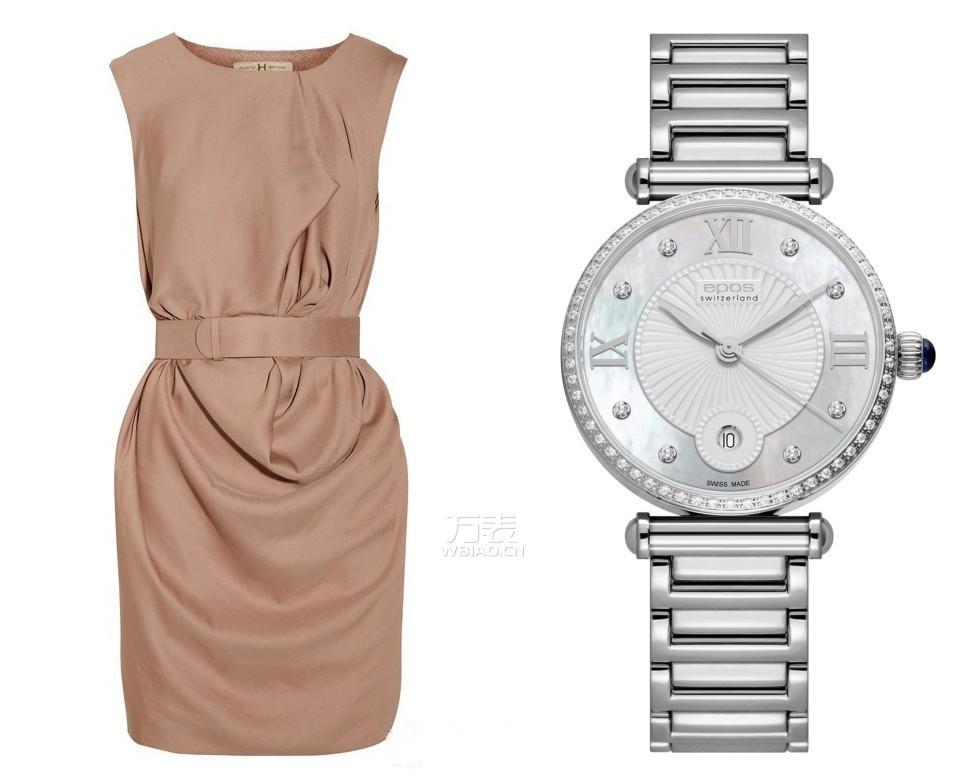 新年派对之商务舞会,戴什么手表好?