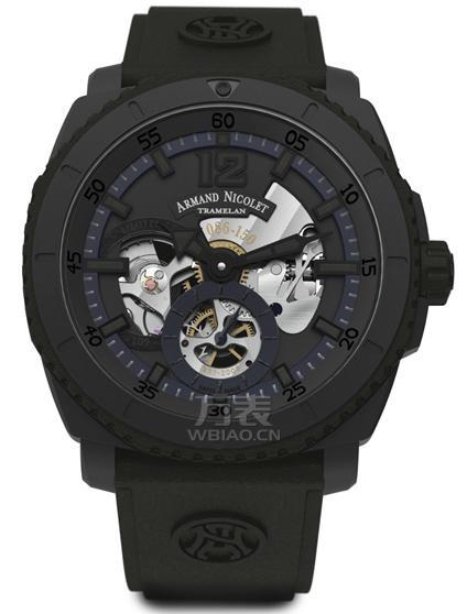 情人节送什么给爱人?艾美达巧克力手表艾美达T619N-NR-G9610 男士机械表